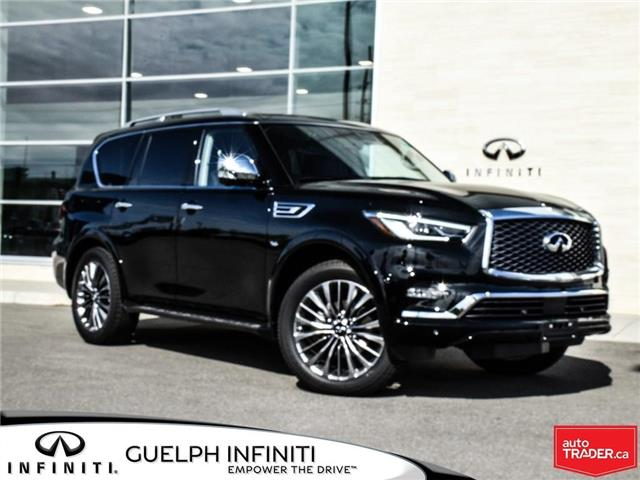 2019 Infiniti QX80 LUXE 8 Passenger (Stk: I6764) in Guelph - Image 1 of 27