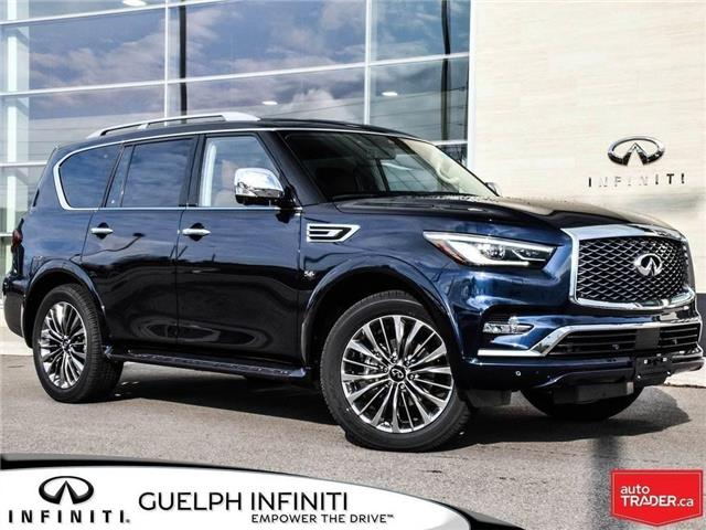 2019 Infiniti QX80 LUXE 7 Passenger (Stk: I6777) in Guelph - Image 1 of 19