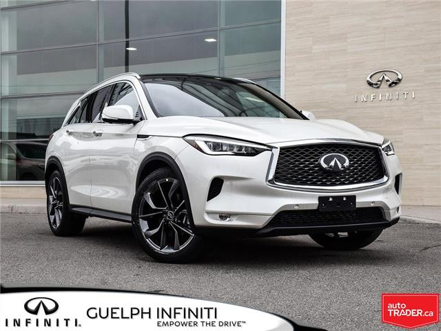 2019 Infiniti QX50 Sensory (Stk: I6753) in Guelph - Image 1 of 25