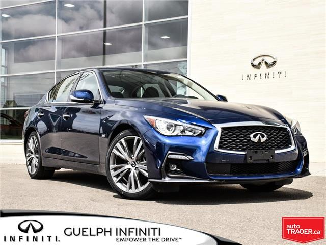 2019 Infiniti Q50 3.0t Signature Edition (Stk: I6894) in Guelph - Image 1 of 23