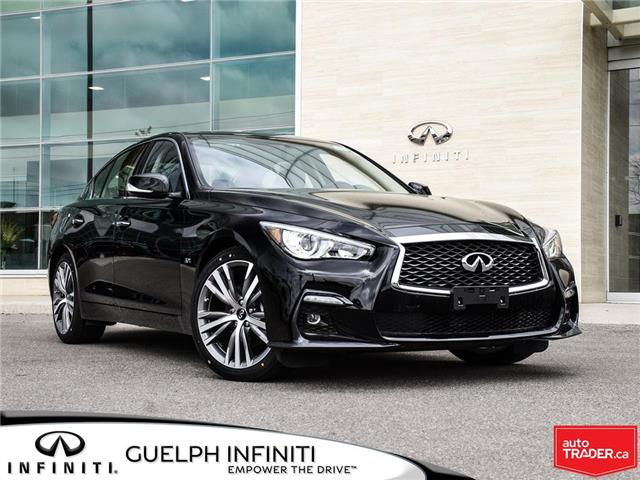 2019 Infiniti Q50 3.0t Signature Edition (Stk: I6887) in Guelph - Image 1 of 23