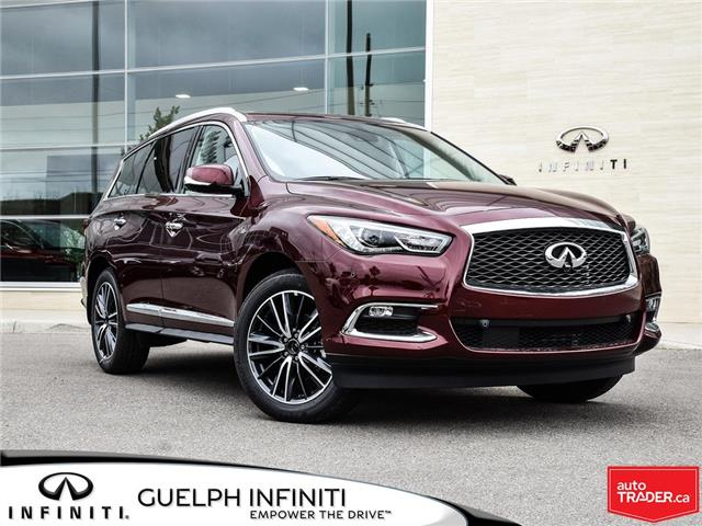 2020 Infiniti QX60  (Stk: I6980) in Guelph - Image 1 of 26