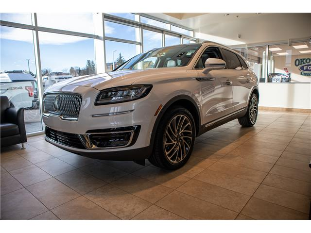 2019 Lincoln Nautilus Reserve (Stk: K-2410) in Okotoks - Image 1 of 5
