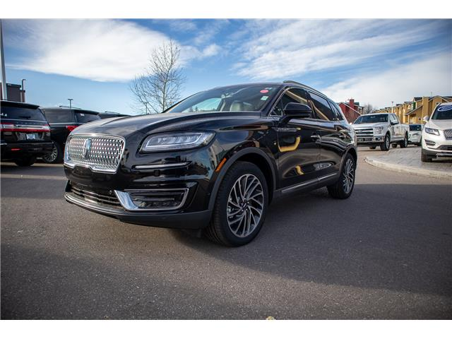 2019 Lincoln Nautilus Reserve (Stk: K-2460) in Okotoks - Image 1 of 5