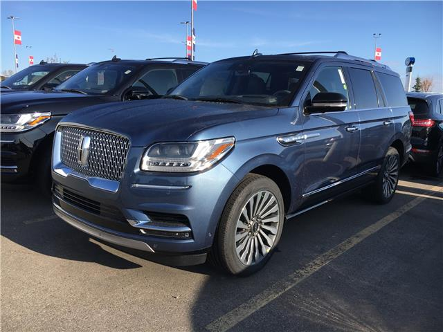2019 Lincoln Navigator Reserve (Stk: K-2543) in Okotoks - Image 1 of 5