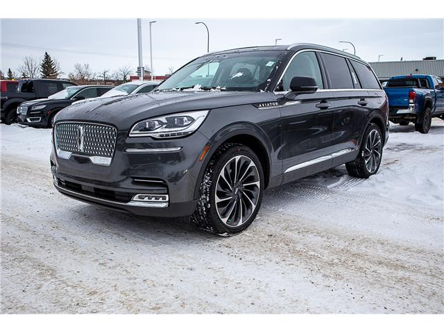 2020 Lincoln Aviator Reserve (Stk: LK-01) in Okotoks - Image 1 of 5