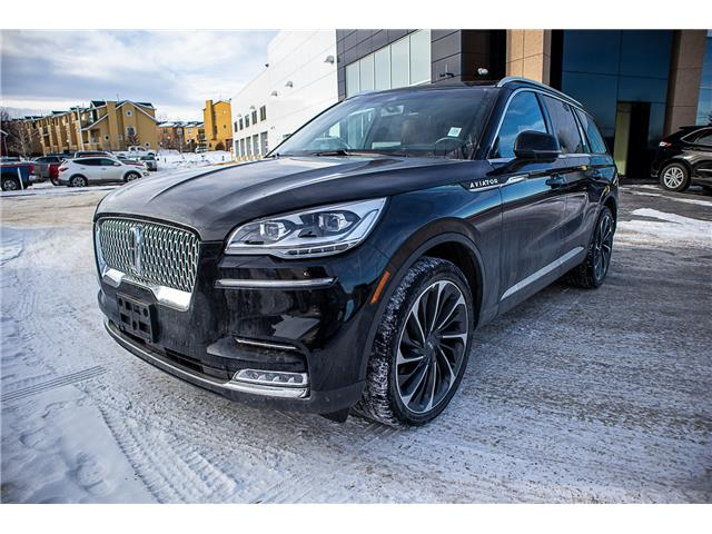 2020 Lincoln Aviator Reserve (Stk: L-55) in Okotoks - Image 1 of 5
