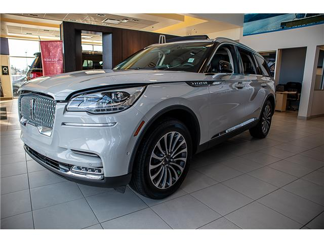 2020 Lincoln Aviator Reserve (Stk: L-135) in Okotoks - Image 1 of 5