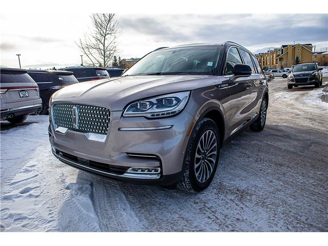 2020 Lincoln Aviator Reserve (Stk: LK-11) in Okotoks - Image 1 of 5