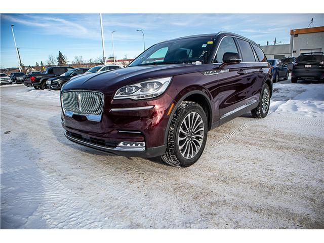 2020 Lincoln Aviator Reserve (Stk: LK-12) in Okotoks - Image 1 of 5