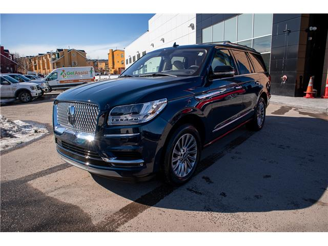 2019 Lincoln Navigator Reserve (Stk: K-2706) in Okotoks - Image 1 of 7