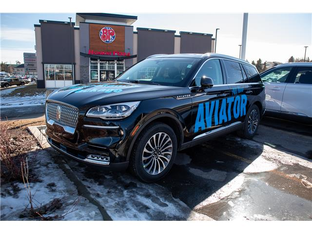 2020 Lincoln Aviator Reserve (Stk: L-243) in Okotoks - Image 1 of 6