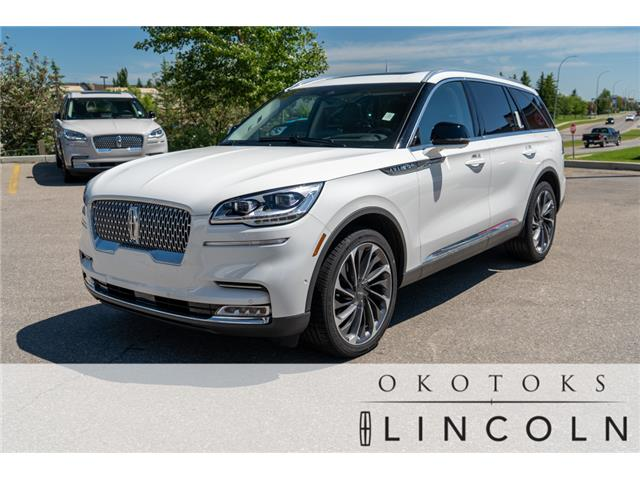 2020 Lincoln Aviator Reserve (Stk: L-24) in Okotoks - Image 1 of 7