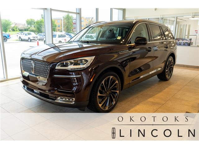 2020 Lincoln Aviator Reserve (Stk: L-163) in Okotoks - Image 1 of 7