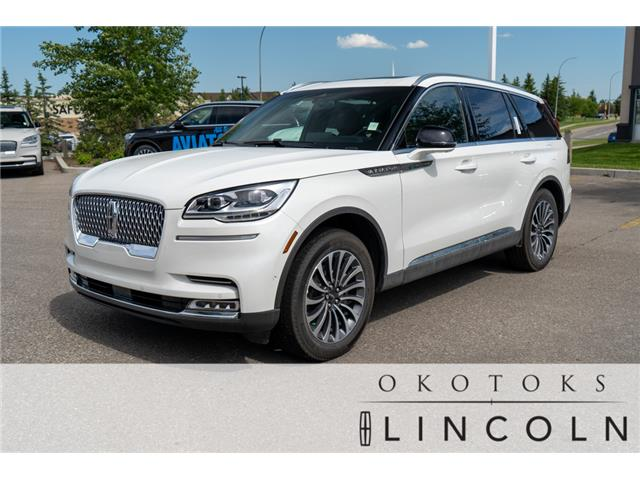 2020 Lincoln Aviator Reserve (Stk: LK-27) in Okotoks - Image 1 of 7