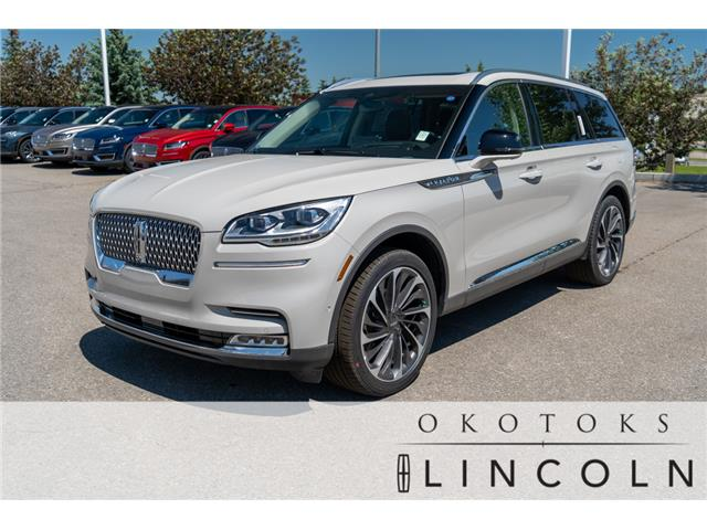 2020 Lincoln Aviator Reserve (Stk: LK-143) in Okotoks - Image 1 of 7