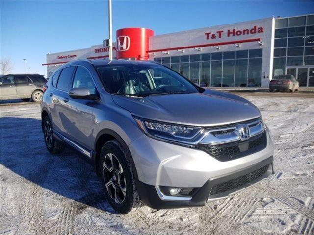 New Honda CR-V for Sale in Calgary | T&T Honda