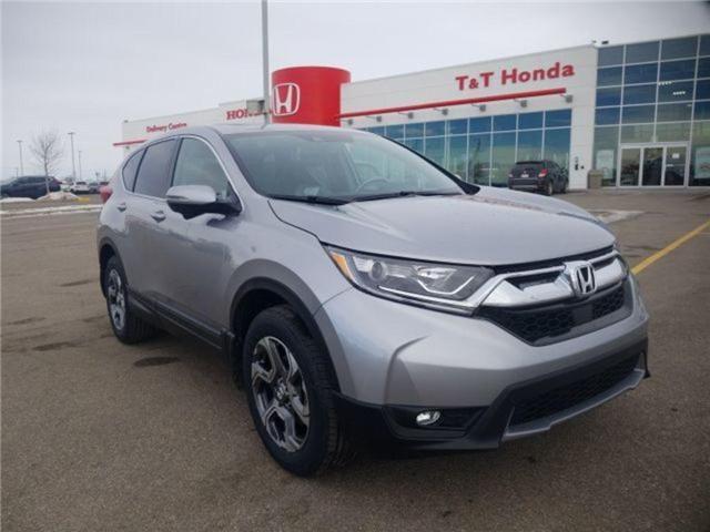 2019 Honda CR-V EX (Stk: 2190340) in Calgary - Image 1 of 9
