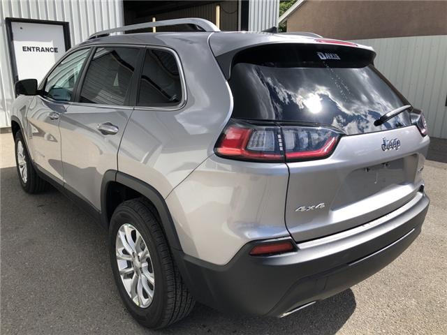 2019 Jeep Cherokee North (Stk: 13173) in Fort Macleod - Image 3 of 19