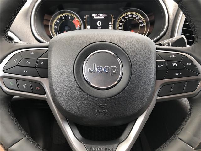 2019 Jeep Cherokee North (Stk: 13173) in Fort Macleod - Image 15 of 19