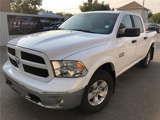 2018 RAM 1500 SLT 1C6RR7LG9JS346947 13543 in Fort Macleod