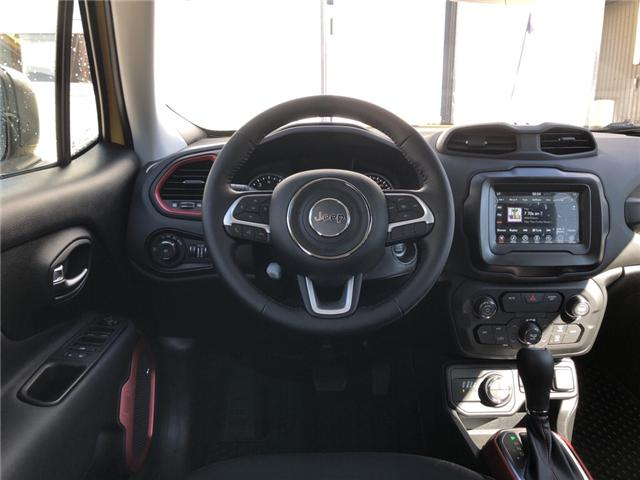 2018 Jeep Renegade Trailhawk (Stk: 13679) in Fort Macleod - Image 11 of 20