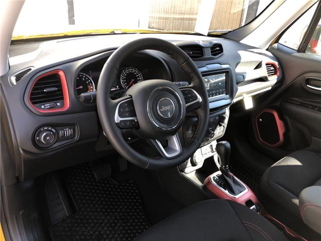 2018 Jeep Renegade Trailhawk (Stk: 13679) in Fort Macleod - Image 12 of 20