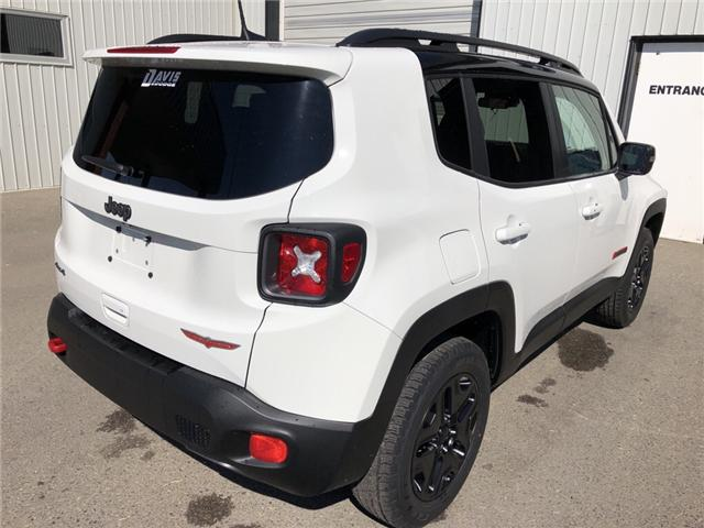 2018 Jeep Renegade Trailhawk (Stk: 13683) in Fort Macleod - Image 5 of 20