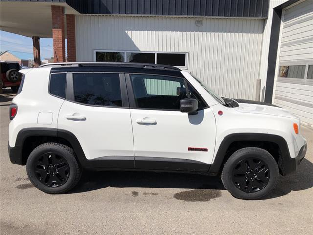 2018 Jeep Renegade Trailhawk (Stk: 13683) in Fort Macleod - Image 6 of 20
