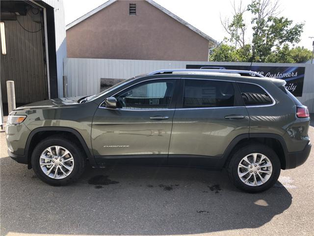 2019 Jeep Cherokee North (Stk: 13650) in Fort Macleod - Image 2 of 19