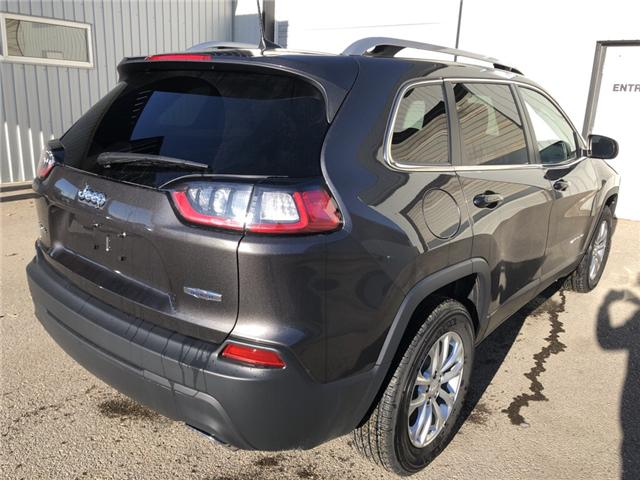 2019 Jeep Cherokee North (Stk: 14223) in Fort Macleod - Image 5 of 17