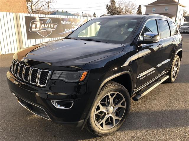 2019 Jeep Grand Cherokee Limited (Stk: 14327) in Fort Macleod - Image 1 of 22