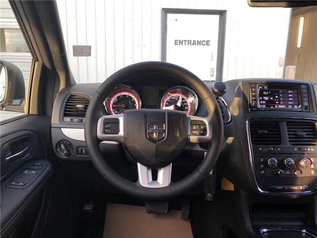 2019 Dodge Grand Caravan CVP/SXT (Stk: 14391) in Fort Macleod - Image 12 of 18