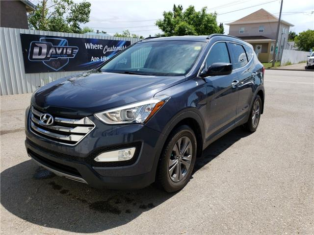 2013 Hyundai Santa Fe Sport 2.4 Premium (Stk: 15205) in Fort Macleod - Image 1 of 19