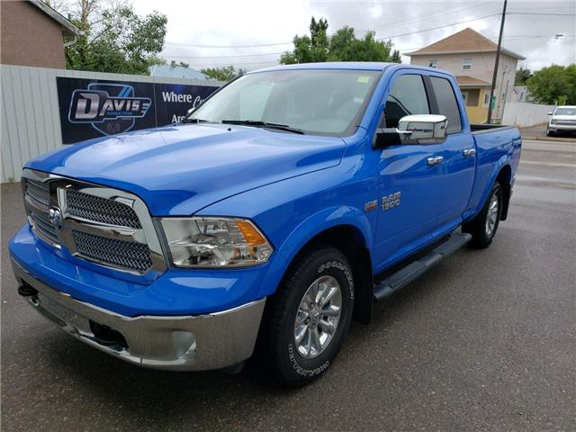 2018 RAM 1500 SLT (Stk: 12149) in Fort Macleod - Image 1 of 18