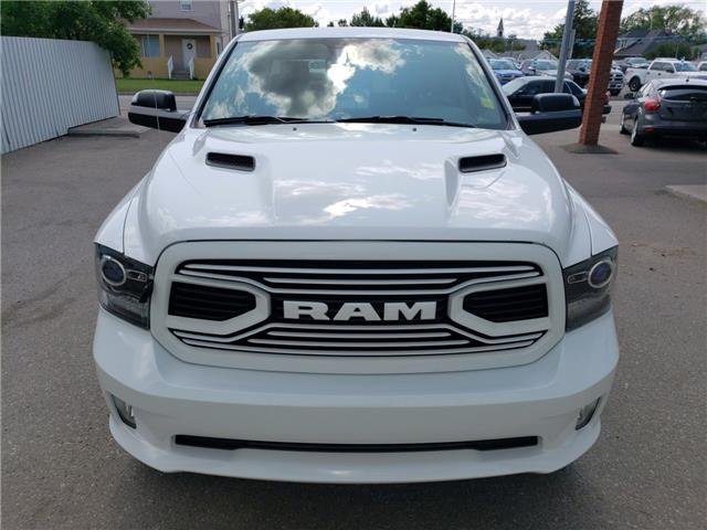 2018 RAM 1500 Sport (Stk: 11948) in Fort Macleod - Image 2 of 17