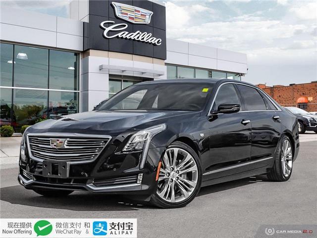 2016 Cadillac CT6 3 0L Twin Turbo Platinum 3 0L|PLATINUM|AWD