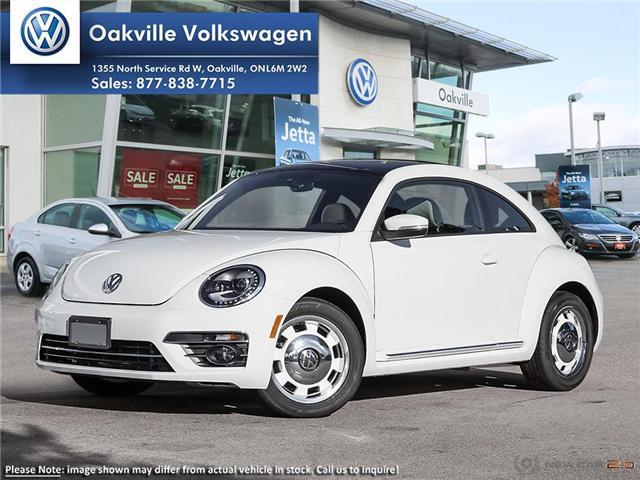 2018 Volkswagen Beetle 2.0 TSI Trendline (Stk: 21000) in Oakville - Image 1 of 23