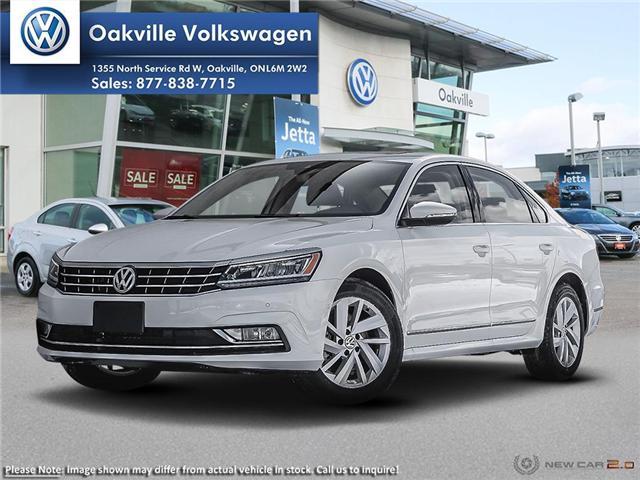 2018 Volkswagen Passat 2.0 TSI Comfortline (Stk: 20645D) in Oakville - Image 1 of 23