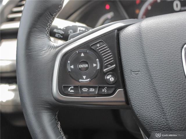 2018 Honda Civic Sport Touring (Stk: U5905) in Waterloo - Image 10 of 27