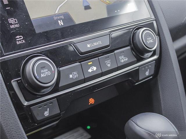 2018 Honda Civic Sport Touring (Stk: U5905) in Waterloo - Image 12 of 27