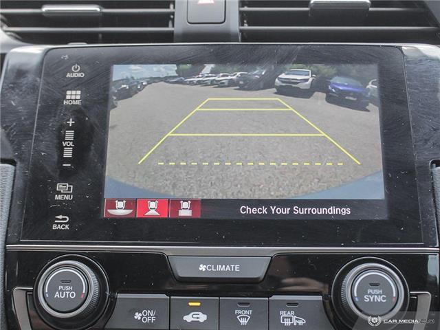 2018 Honda Civic Sport Touring (Stk: U5905) in Waterloo - Image 19 of 27