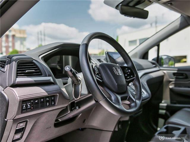 2019 Honda Odyssey EX-L (Stk: H4042) in Waterloo - Image 5 of 27