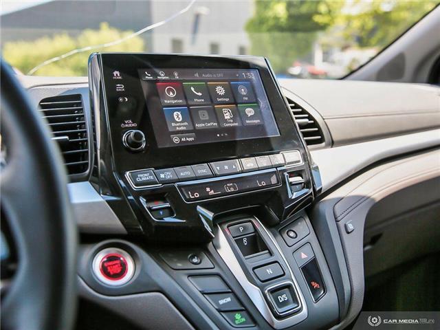 2019 Honda Odyssey EX-L (Stk: H4042) in Waterloo - Image 12 of 27