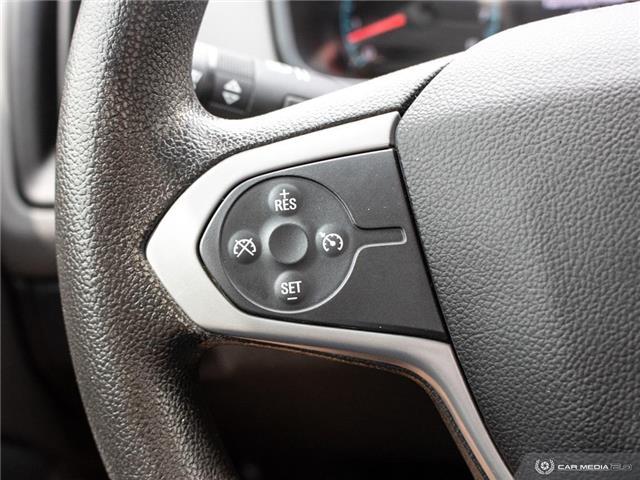2016 Chevrolet Colorado WT (Stk: H5487A) in Waterloo - Image 10 of 27