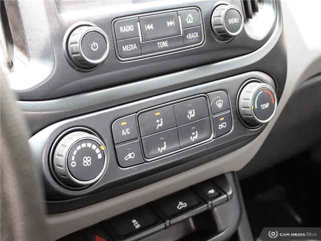 2016 Chevrolet Colorado WT (Stk: H5487A) in Waterloo - Image 12 of 27