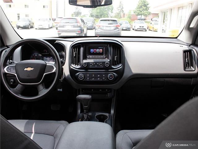 2016 Chevrolet Colorado WT (Stk: H5487A) in Waterloo - Image 17 of 27