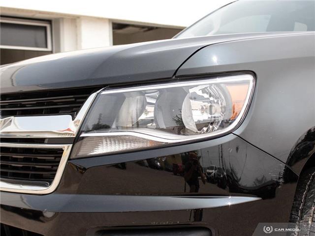2016 Chevrolet Colorado WT (Stk: H5487A) in Waterloo - Image 24 of 27