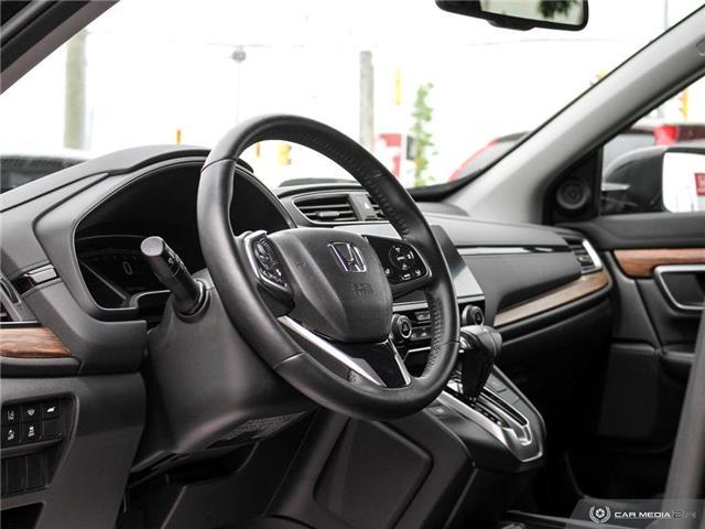 2017 Honda CR-V Touring Sold Pending Customer Pick Up