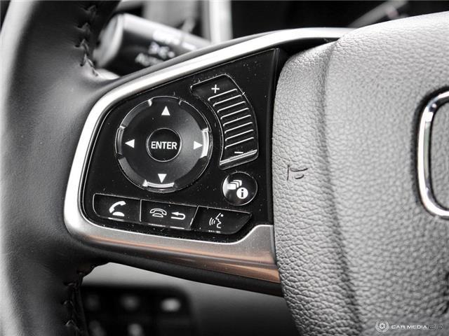 2017 Honda CR-V Touring (Stk: U5735) in Waterloo - Image 10 of 27
